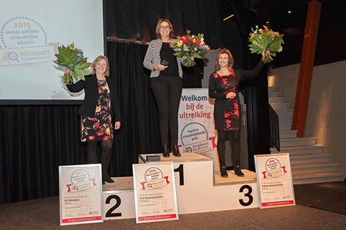 Winnaars categorie Klinieken